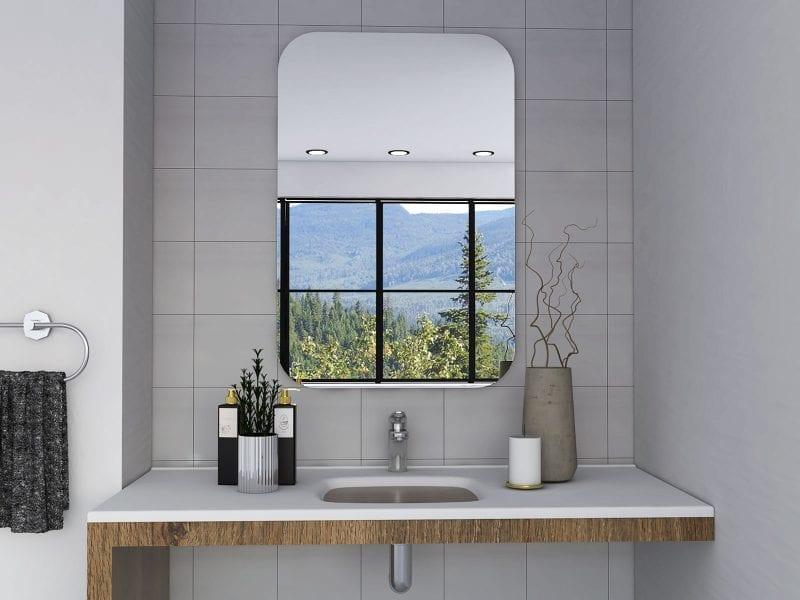 Espejo de baño POMPEI